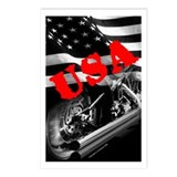 """USA"" Postcards (Package of 8)"
