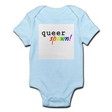Queer Spawn Infant Creeper