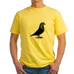 Blue Velvet Show Racer Yellow T-Shirt
