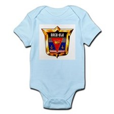 Rock-ola Crest Infant Creeper