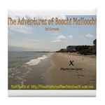 The Adventures of Boochi Malloochi Tile Coaster