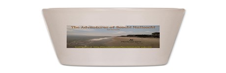 The Adventures of Boochi Malloochi Shot Glass