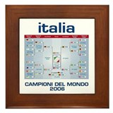 Italia - The Brackets Framed Tile
