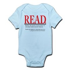 Love of Books Infant Bodysuit