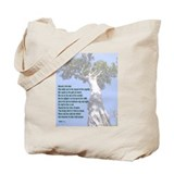 Psalms 1 Tote Bag