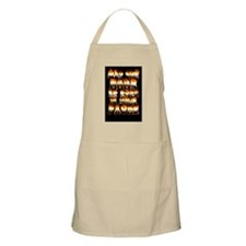 Odds on fire Apron