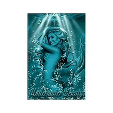 Underwater Beauty Magnet