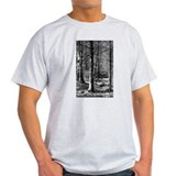 Hemlock Forest Ash Grey T-Shirt