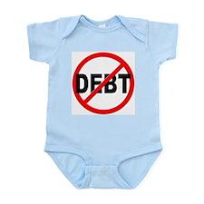 Anti / No Debt Infant Bodysuit