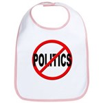 Anti / No Politics Bib