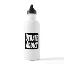 Debate Addict Water Bottle