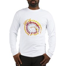World of Permanent Change Long Sleeve T-Shirt