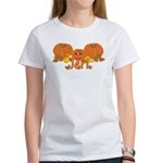 Halloween Pumpkin Jeri Women's T-Shirt
