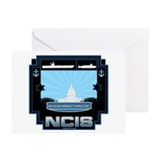 NCIS Washington DC Greeting Cards (Pk of 20)