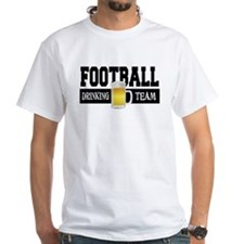 Football Drinking Team T-Shirt