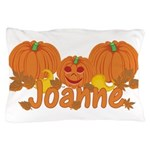 Halloween Pumpkin Joanne Pillow Case