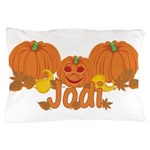 Halloween Pumpkin Jodi Pillow Case