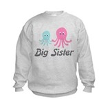 Big Sister Octopus Sweatshirt