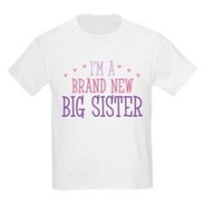 Brand New Big Sister T-Shirt