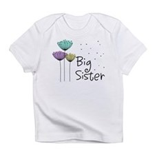 Big Sister Dandelions Infant T-Shirt
