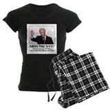 Bill Clinton Miss Me Yet Pajamas