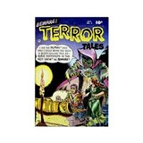 Beware! Terror Tales #2 Rectangle Magnet