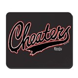 Cheaters Mousepad