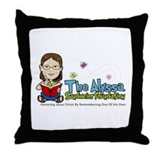 Alyssa Sandmeier Throw Pillow