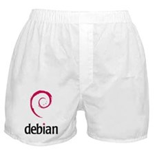 Unique Debian Boxer Shorts