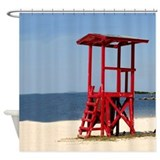 Lifeguard Shower Curtains