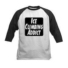 Ice Climbing Addict Tee