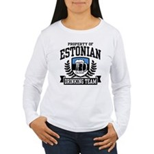 Estonian Drinking Team T-Shirt
