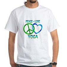 Peace Love Yoga Shirt