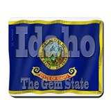Idaho, The Gem State Mousepad