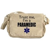 Trust me Im a paramedic Messenger Bag