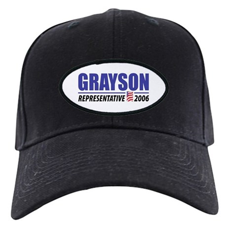 Grayson 2006 Black Cap