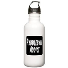 Paddleball Addict Water Bottle