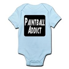 Paintball Addict Infant Bodysuit