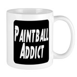Paintball Addict Small Mug