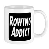 Rowing Addict Coffee Mug