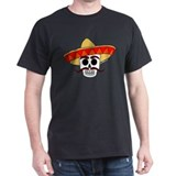 -Calaca Ranchero- Men's T-Shirt