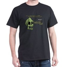 Murray, the evil demonic talking skull! T-Shirt
