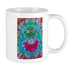 Tie Dyed Jerry Bear Small Mug