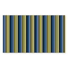 vertical stripe Decal