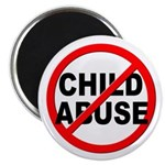 Anti / No Child Abuse 2.25