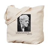 Robert Frost Tote Bag