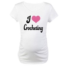 I Love Crocheting Shirt