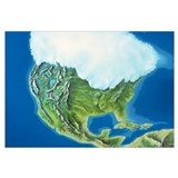 North American glaciation