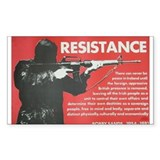 Resistance (Bobby Sands) Decal