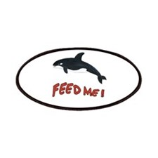 Killer Whale - Feed Me Patches